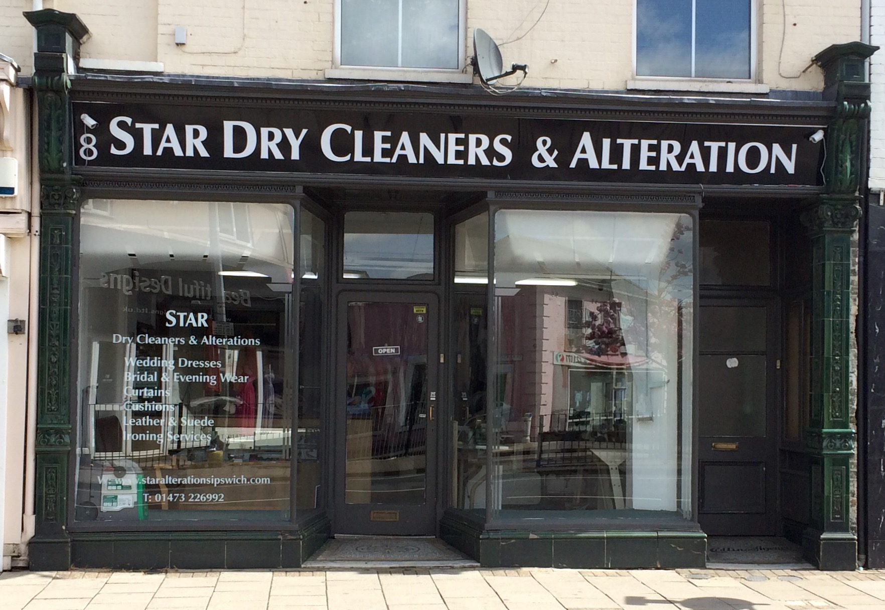 Star Dry Cleaners Alterations Dry Cleaning Clothing Alterations In Ipswich